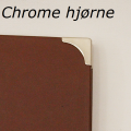 Chrome hjørne